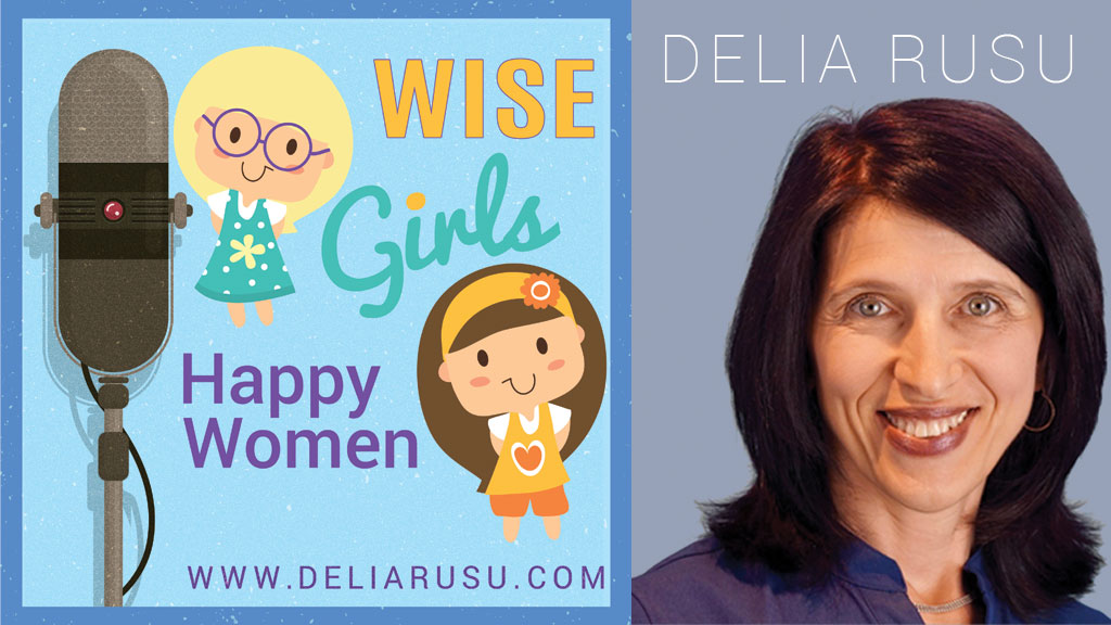 Podcast Production for WISE Girls Happy Women